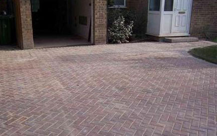 Block Paving in  Four Marks 2